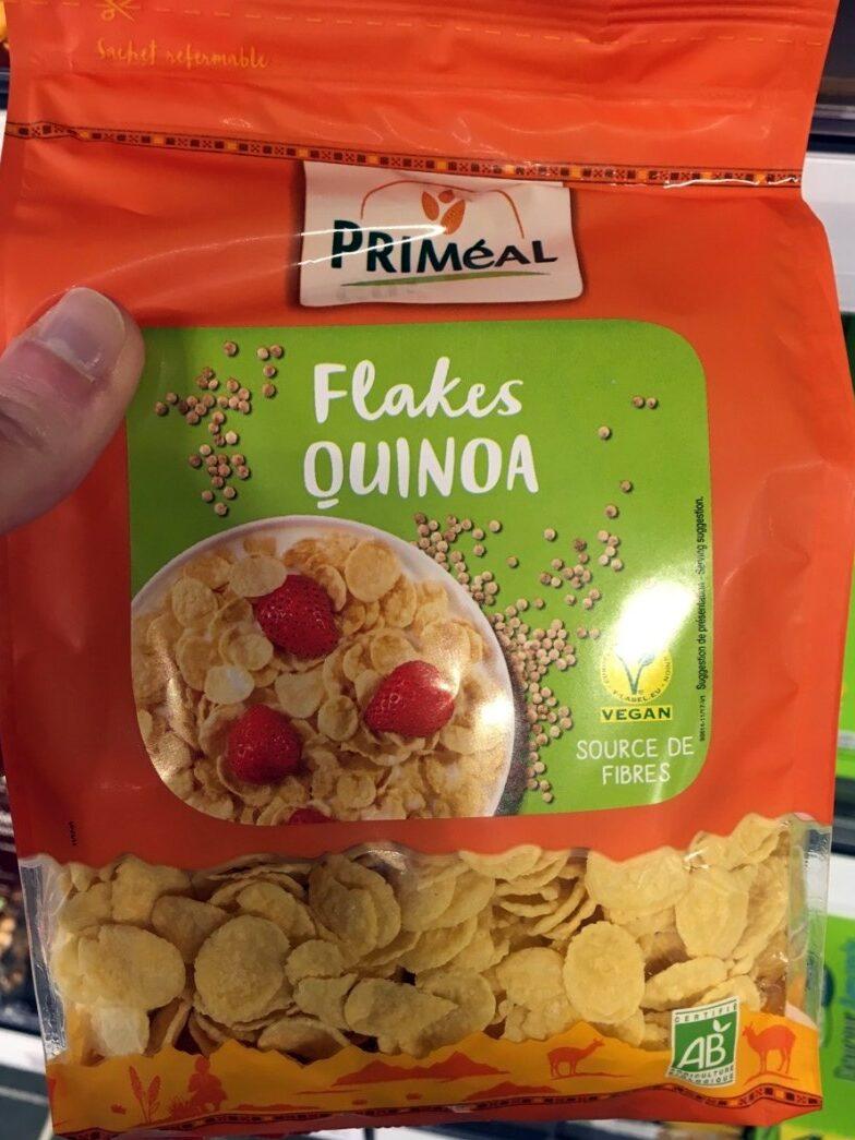 Flakes quinoa - Produit - fr