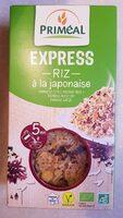 Riz express à la japonaise - Produit
