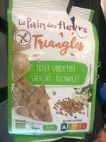 Pain des fleurs triangles - Producto