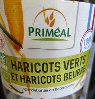 Haricots verts et haricots beurre - Prodotto - fr