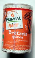 Biscuits salés bio au blé et au quinoa - Product - fr