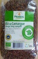 Riz de Camargue rouge long complet - Prodotto - fr