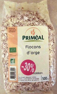 Flocons d'Orge - Produit - fr