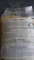 Flocons De Quinoa - Valori nutrizionali - fr