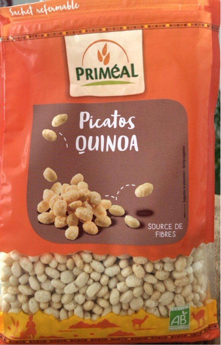 Picatos Quinoa - Produit - fr