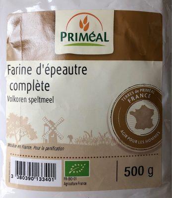 Farine d'épeautre compléte - Product