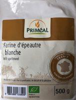 Farine d'epeautre blanche - Produit - fr
