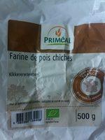 Farine De Pois Chiches Bio - Product