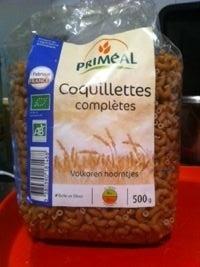 Coquillettes complètes bio - Produit - fr
