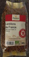 Lentillons de France - Product - fr