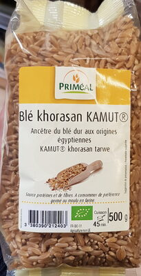 Blé Khorasan Kamut - Produit