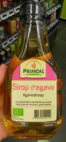 Sirop d'agave - Produit - fr