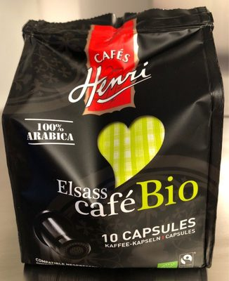 Elsass cafe bio - Product