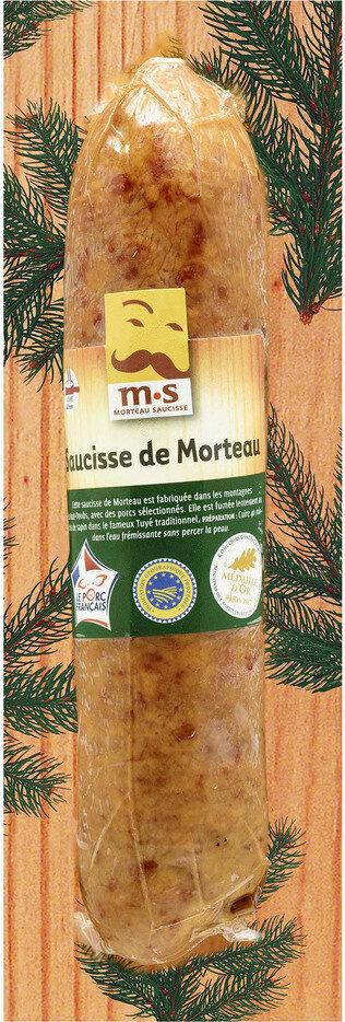 SAUCISSE DE MORTEAU - Produit - fr