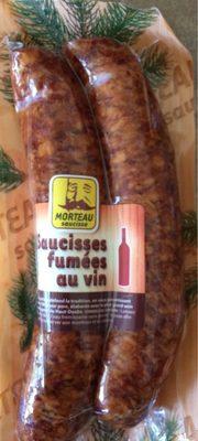 Saucisses fumées au vin - Product - fr