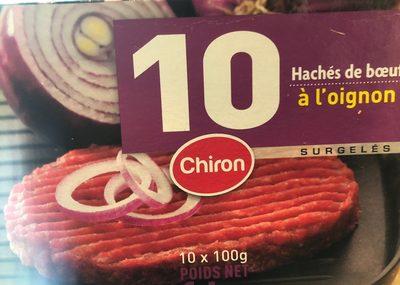 Hachés de boeuf à l'oignon - Product - fr
