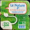 Yaourt Nature Ecreme 0% - Product