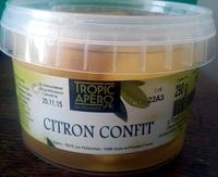 Citron confit - Produit - fr