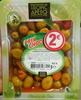 Olives vertes cassées piquantes - Product