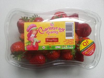 Fraises variété Charlotte - Product - fr