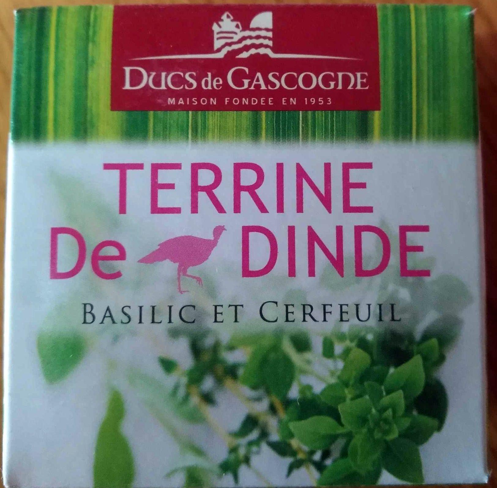 Terrine de dinde - Produit - fr