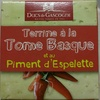 Terrine à la Tome Basque et au Piment d'Espelette - Product