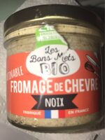Tartinable fromage de chèvre - Product