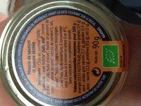Mousse a tartiner Saumon et tomates séchée - Ingredients