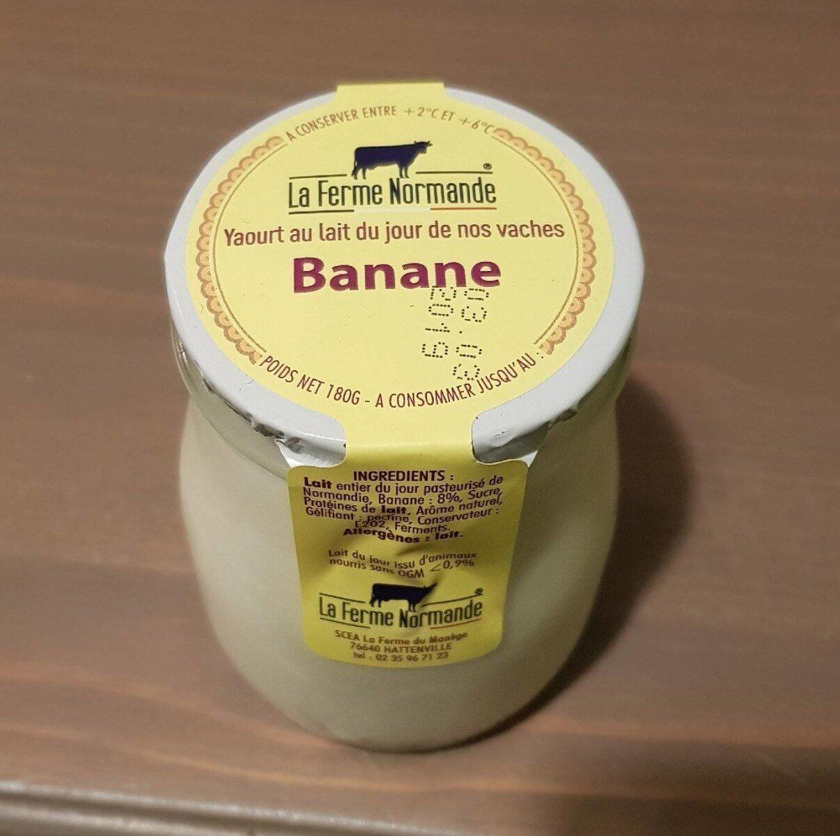 Yaourt au lait du jour de nos vaches - Prodotto - fr