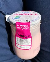 Yaourt Framboise - Product - fr