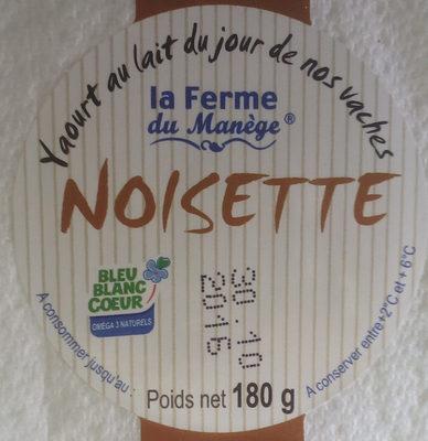 Yaourt Noisette - Product