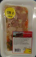 Poulet en Gelée aux Petits Légumes - Product