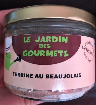Terrine au Beaujolais - Produit - fr