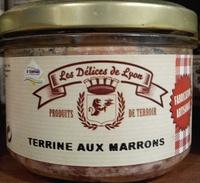 Terrine aux marrons - Produit - fr