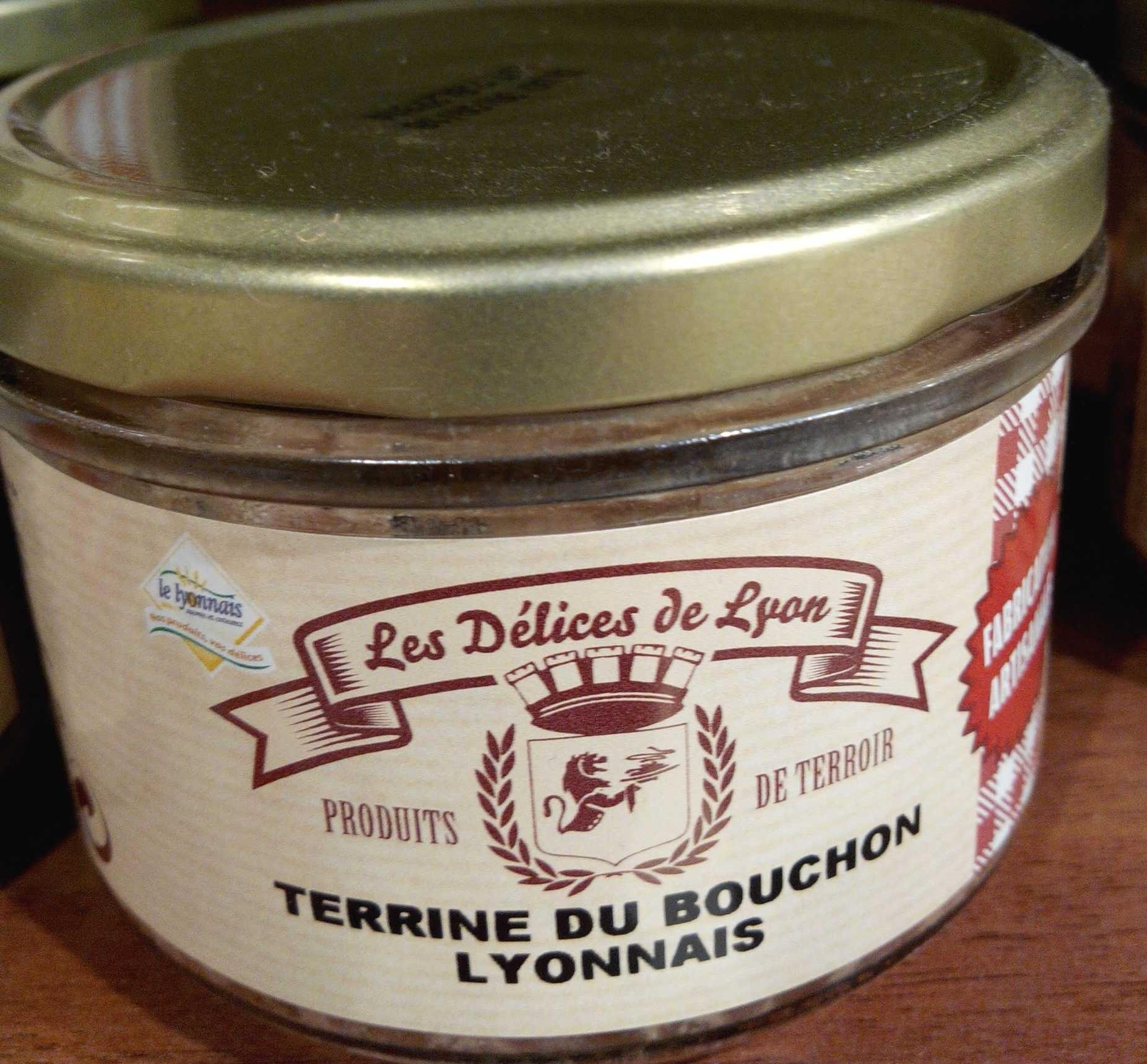 Terrine du bouchon lyonnais - Produit - fr