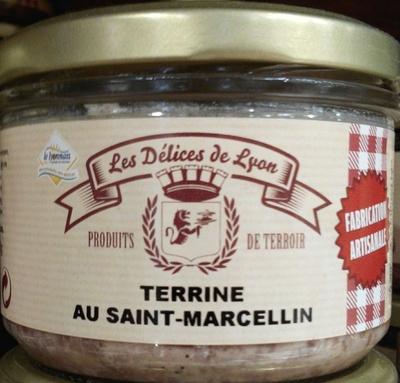 Terrine au saint-marcellin - Produit - fr