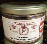 Terrine aux tomates confites - Produit - fr