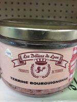 Terrine bourguignonne - Informations nutritionnelles - fr