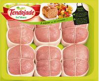 Paupiettes de Veau - Tendriade - Ingrédients