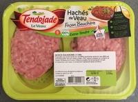 Hachés de veau façon bouchère - Product