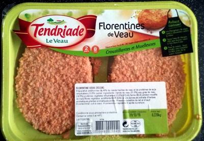 Florentines de Veau Tendriade   calories et informations nutritionnelles b2a79094a38