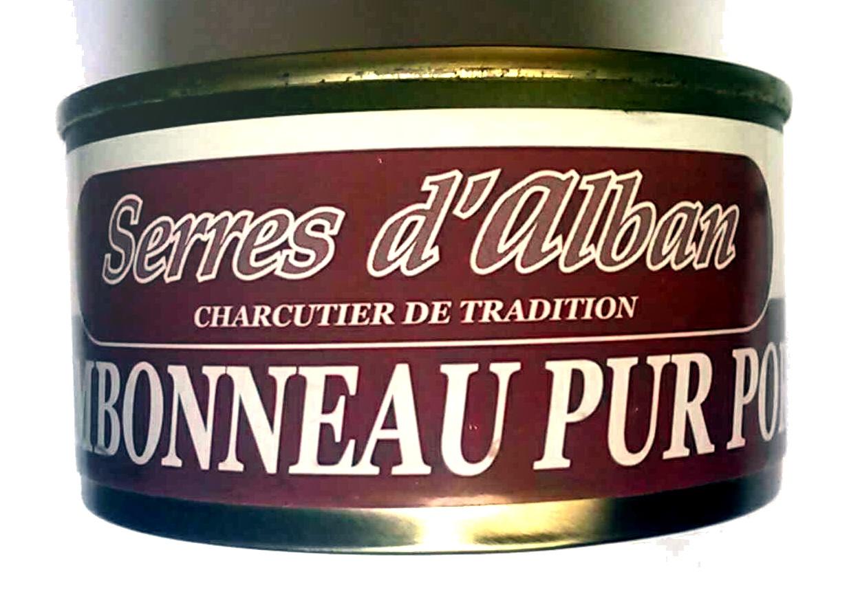 Jambonneau pur porc - Produit - fr