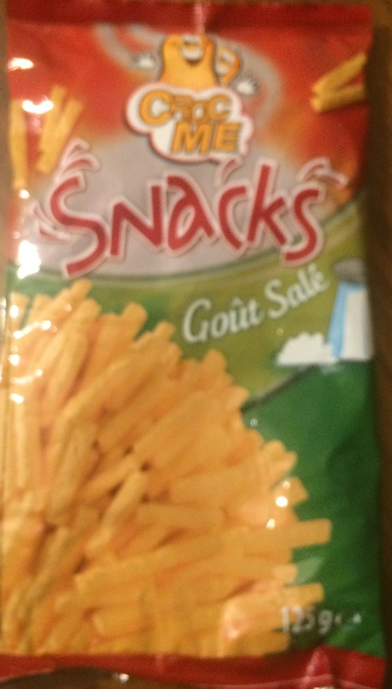 Snacks - Product - fr