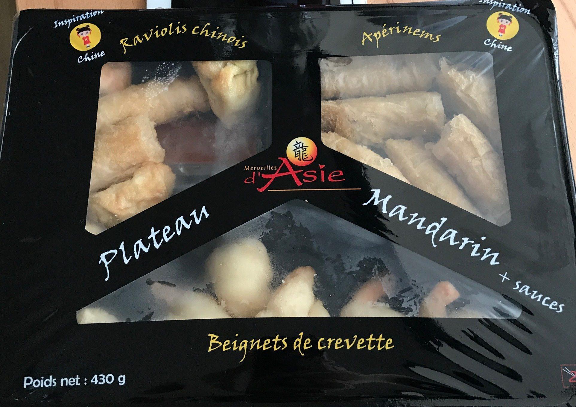 Beignets de crevettes - Product