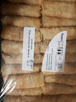 Nems au poulet avec sauces - Produit - fr