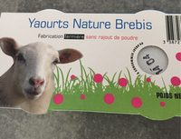 Yaourt Nature Brebis - Product