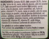 Céréales Lion - Ingrediënten
