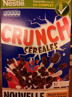 CRUNCH Céréales - Produit - fr