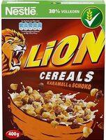 Lion Cereals karamell & schoko - Prodotto - de