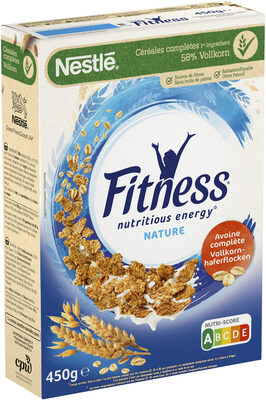 FITNESS Nature Céréales - Product - fr